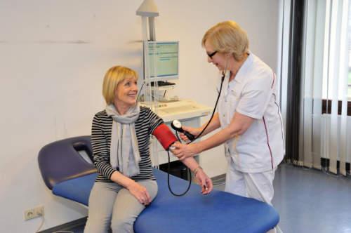 Untersuchungen im Rahmen der Medizinischen Rehabilitation
