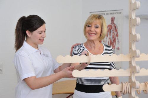 Ergotherapie im Rahmen des Medizinischen Heilverfahrens
